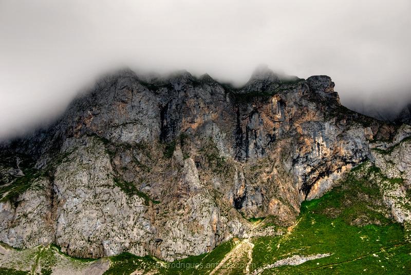 Spain Peaks of Europe Picos da Europa Fuente Dé