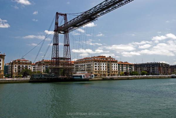 Portugalete Spain Transporter Bridge