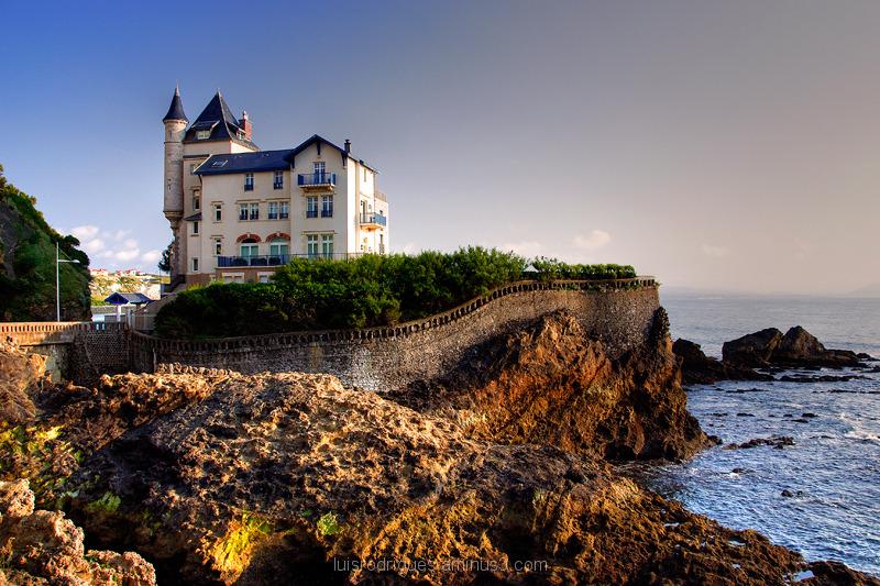 Biarritz France Palace