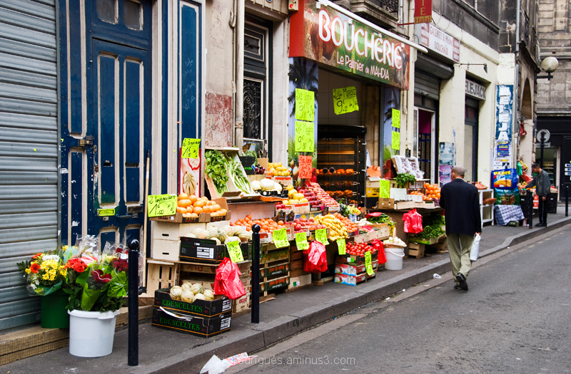 Bordeaux France Market