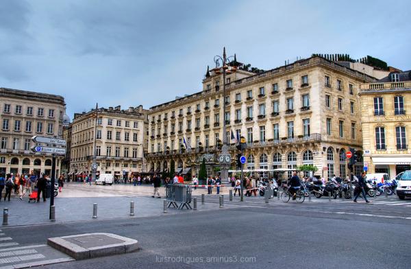 Bordeaux Center France