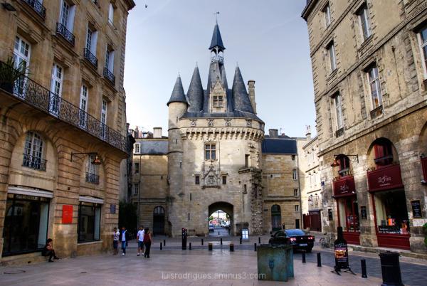 Port du Cailhau Bordeaux France