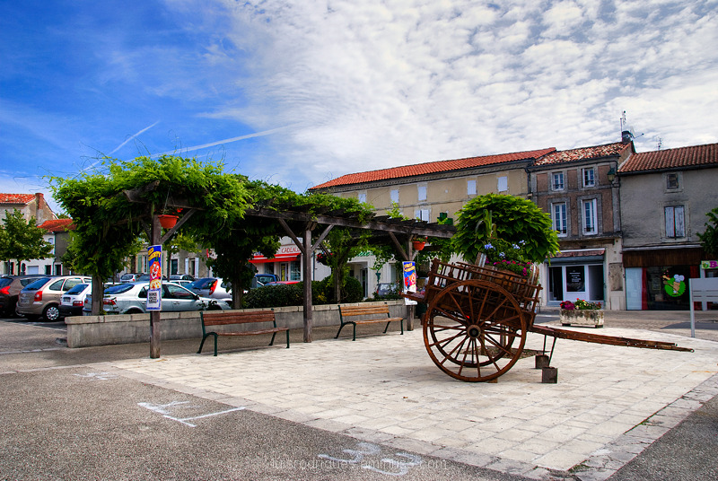 Baignés-Sainte-Radegonde France