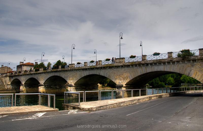 Cognac Bridge France