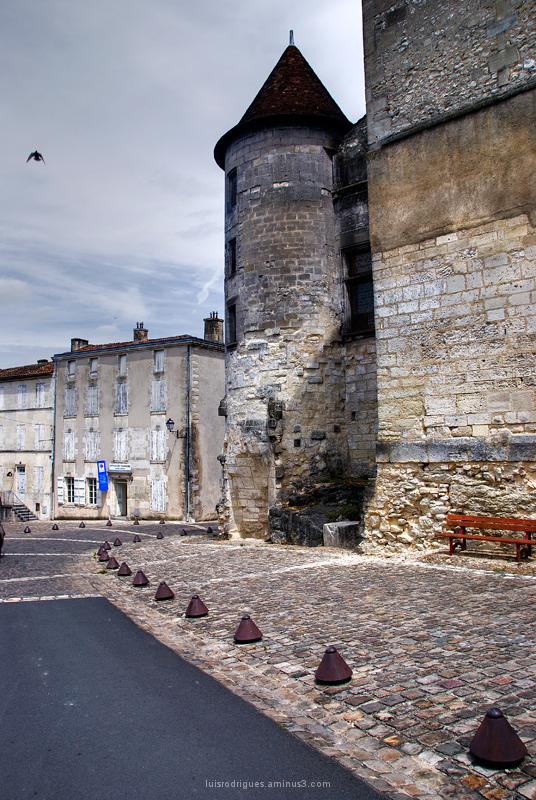 Château de Cognac France