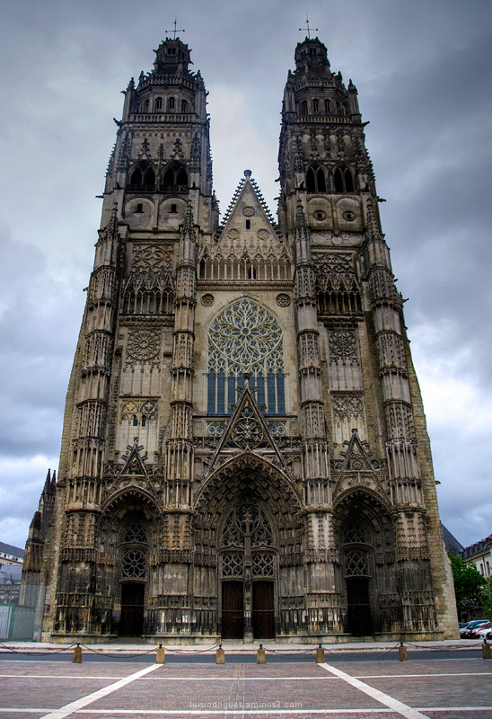 Tours Cathedral France