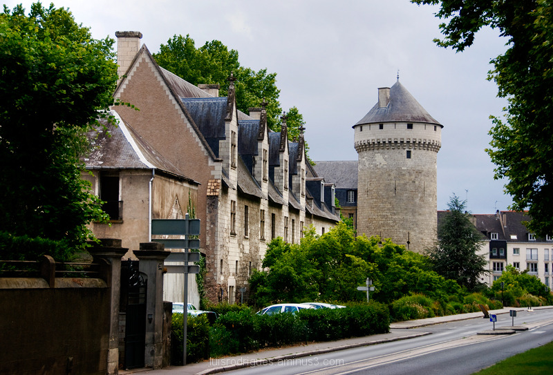 Tours Châteaus Loire France