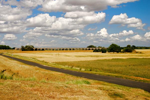 Landscapes of France Fields