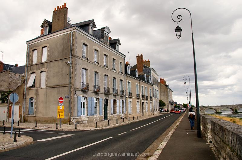 Loire River Blois France