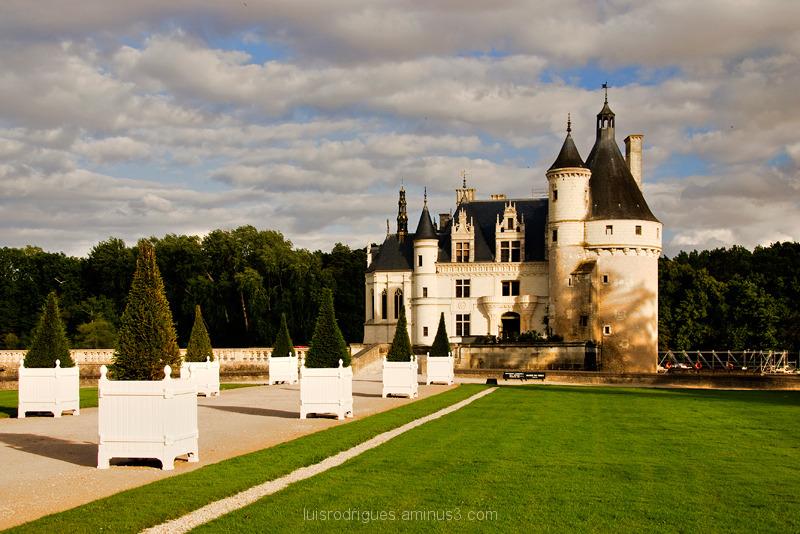 Château de Chenonceau Loire France Valley