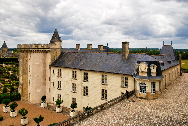 loire france chateau de villandry