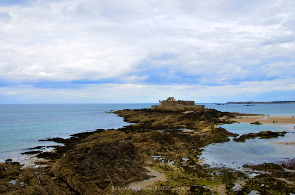 Saint-Malo Brittany France