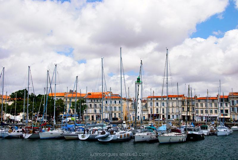 La Rochelle France Boats