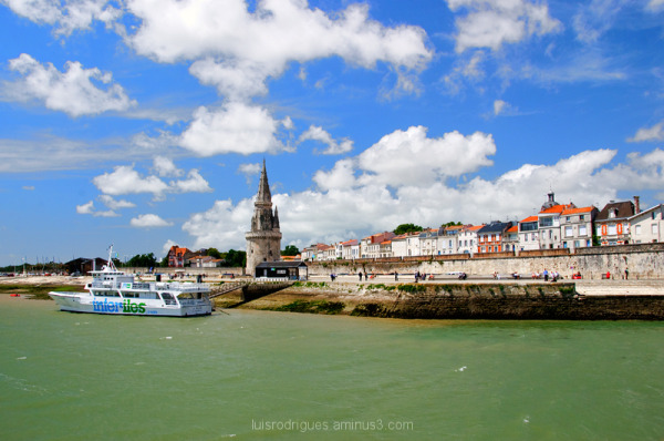 La Rochelle France Boats Coat of Arms