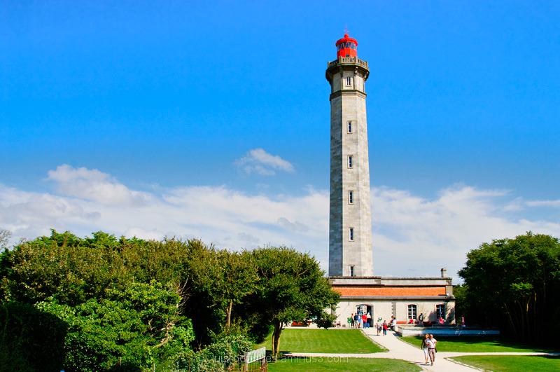 Baleines Lighthouse Île de Re France