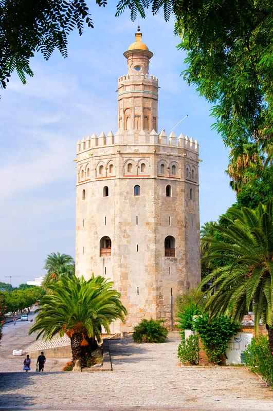 Seville Spain Torre del Oro