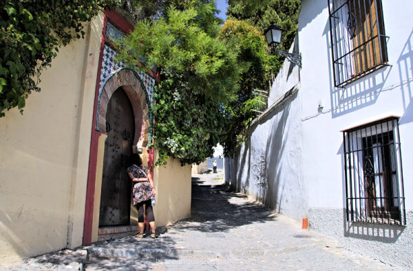 Granada Streets Spain