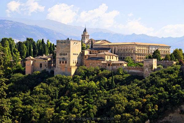 Alhambra Spain Granada