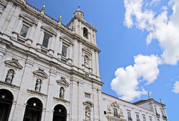 S.Vicente de Fora Monastery Lisboa Portugal