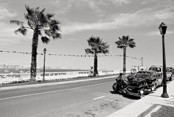 Cascais Portugal Harley Davidson