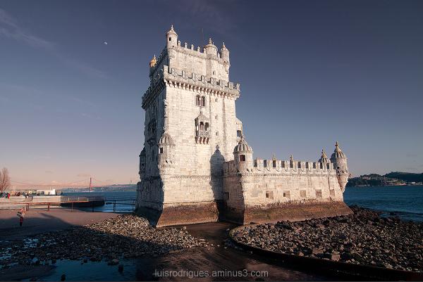 Torre de Belem Portugal Lisboa