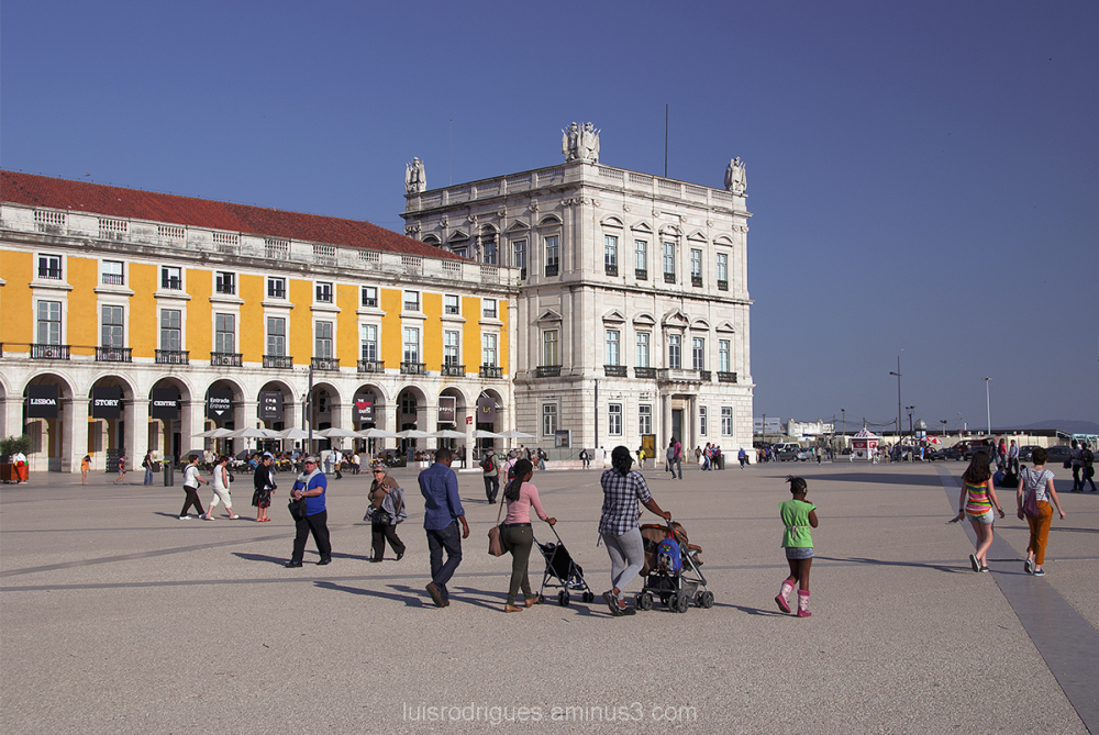 Lisbon Terreiro do Paço Lisboa Portugal