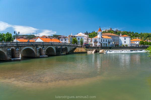 Tomar Portugal Castle
