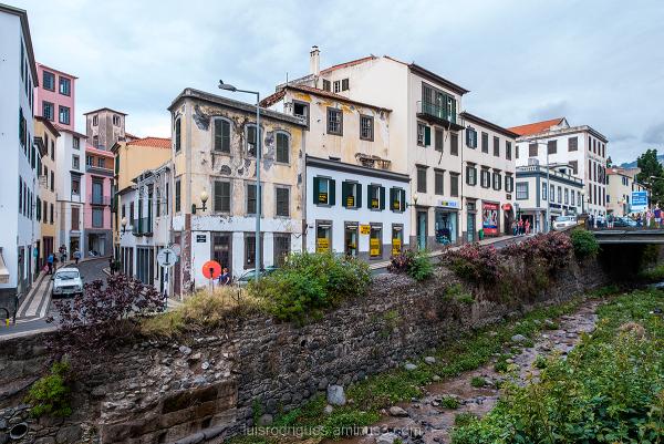 Funchal Madeira Portugal Island
