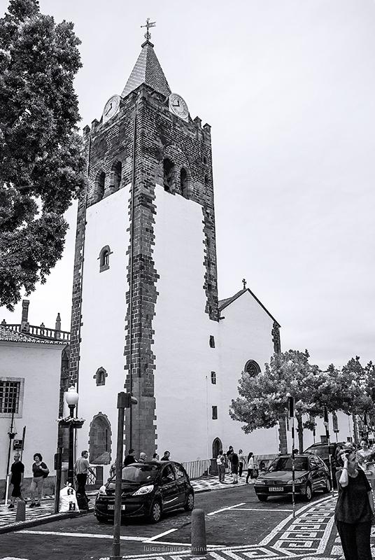 Sé Tower Funchal Madeira