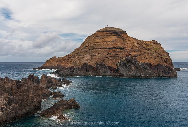 Madeira Porto Moniz Rock