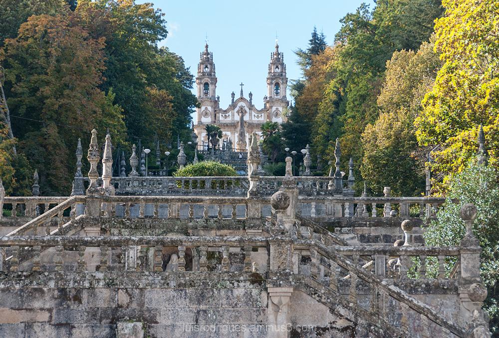 Sanctuary of Nossa Senhora dos Remédios
