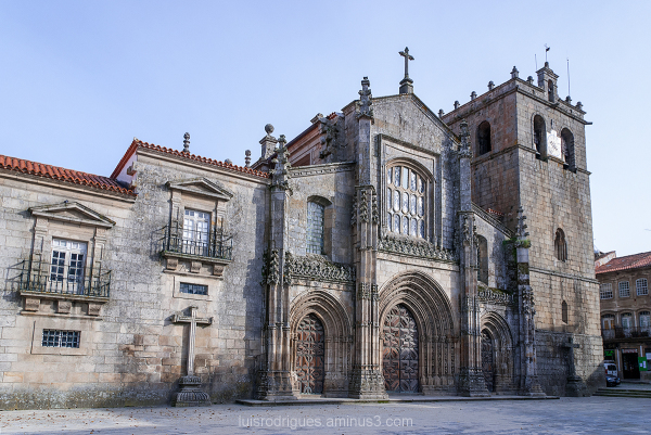 Lamego Portugal Catedral