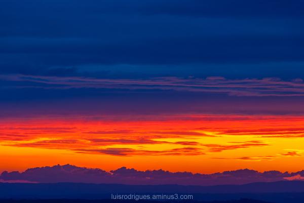 Mangualde Sunset