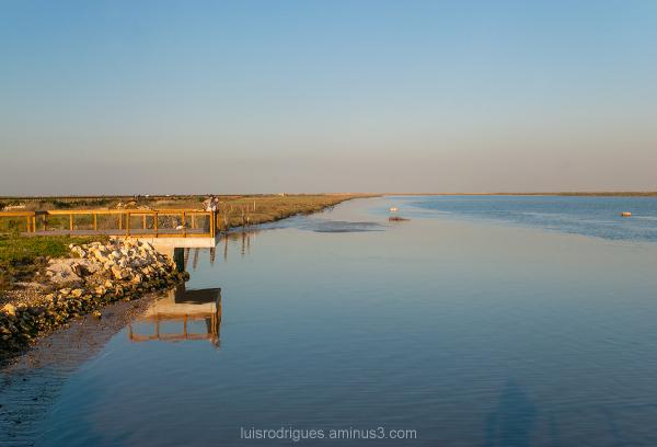 River Povoa Sta Iria