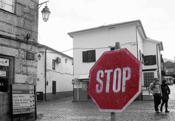 Belmonte Portugal Stop