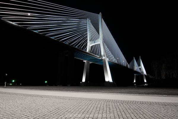 Ponte Vasco da Gama Lisboa Portugal