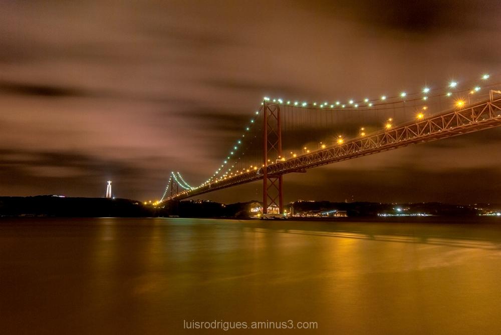 Ponte 25 de Abril Lisboa Portugal