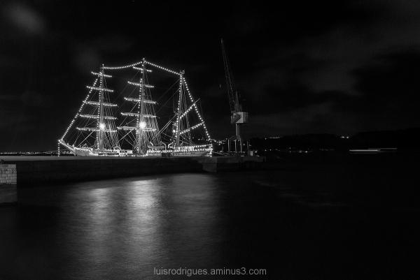 Boat Light Portugal Lisboa