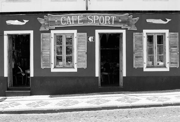 Peter Café Faial Azores Açores Portugal