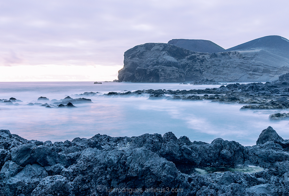 Vulcão dos Capelinhos Faial Azores