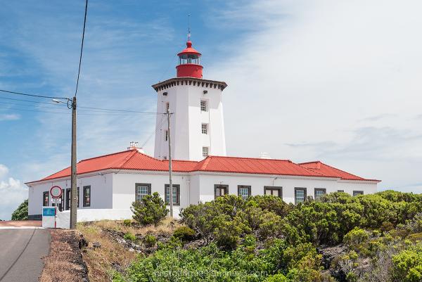 Farol da Manhenha, Ponta da Ilha Pico Açores
