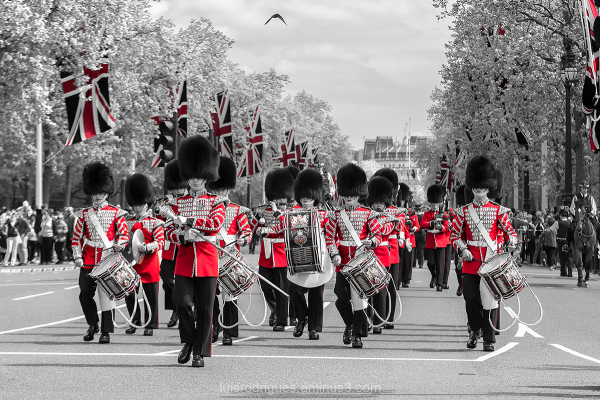 London Guard Parade