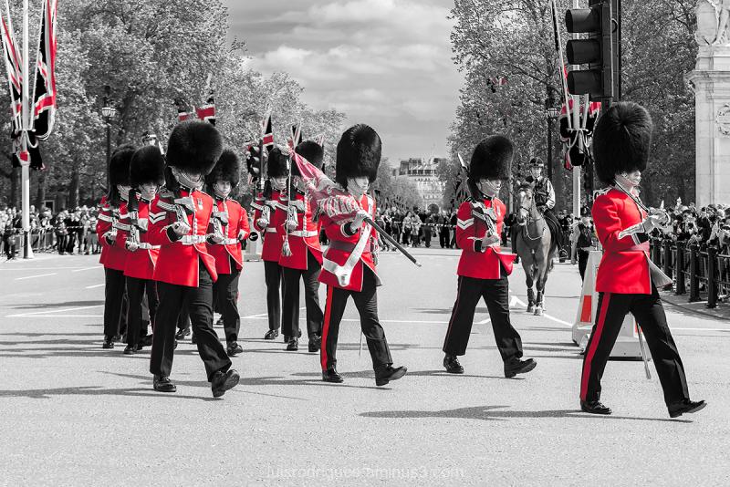 London Guard Parade