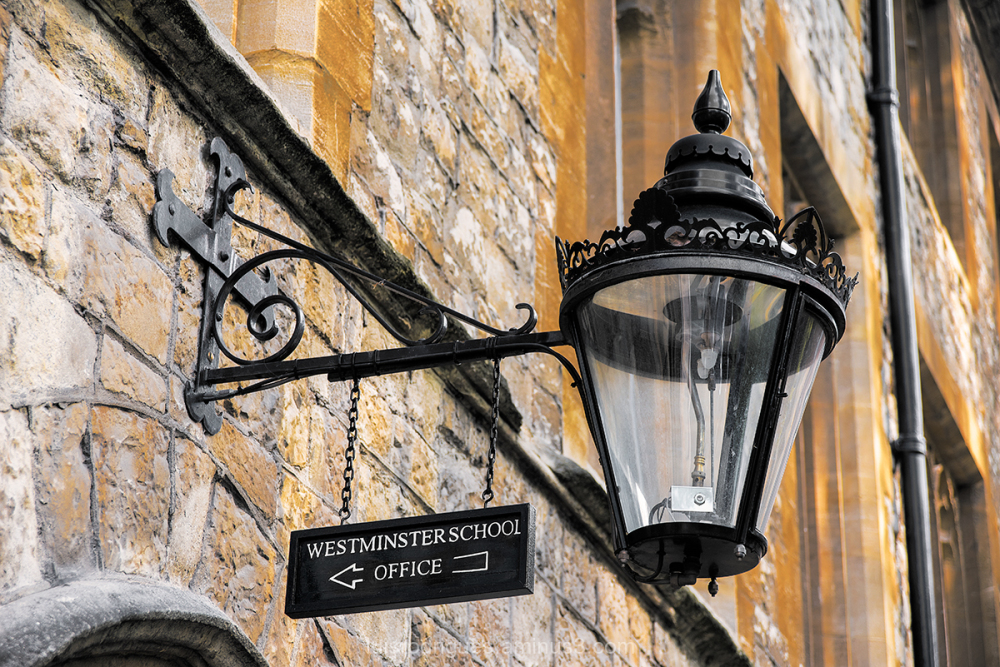London Lamp