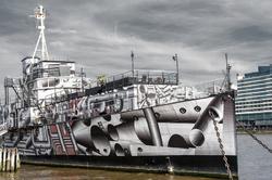 Boat Lost In time London