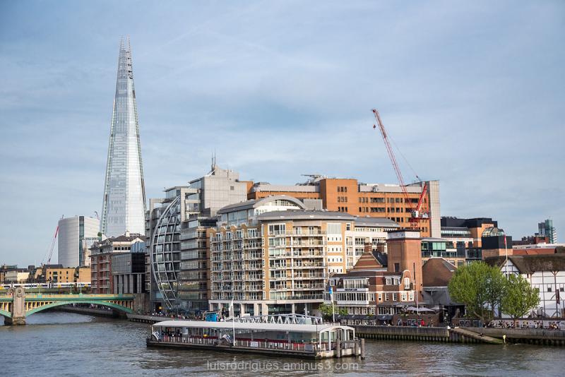London Buildings Thames