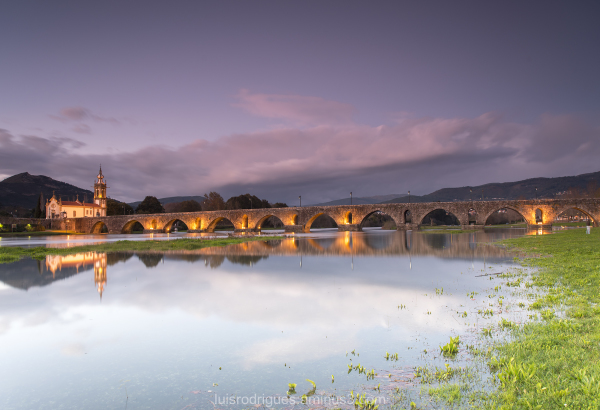 Ponte de Lima Portugal River