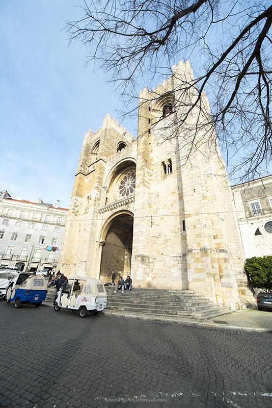 Lisbon Sé Portugal