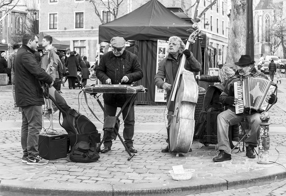 Musicians Brussels