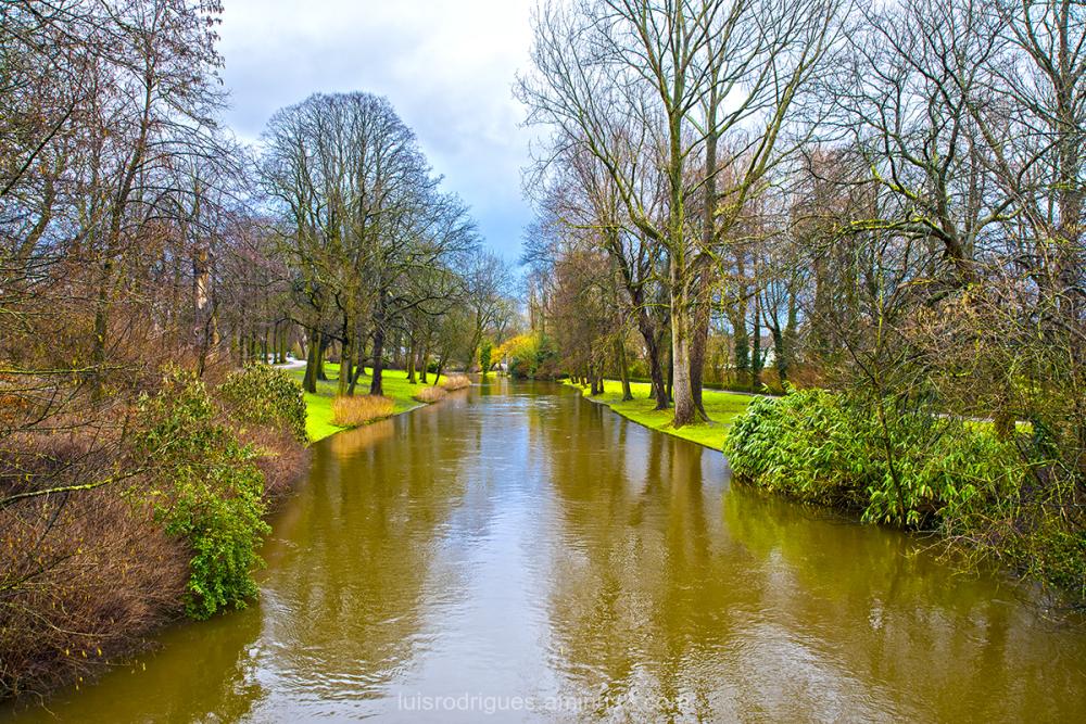 Bruges Belgium River